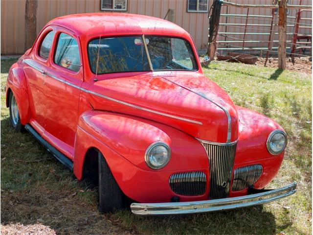 1941 Ford Custom (CC-1328789) for sale in Salt Lake City, Utah