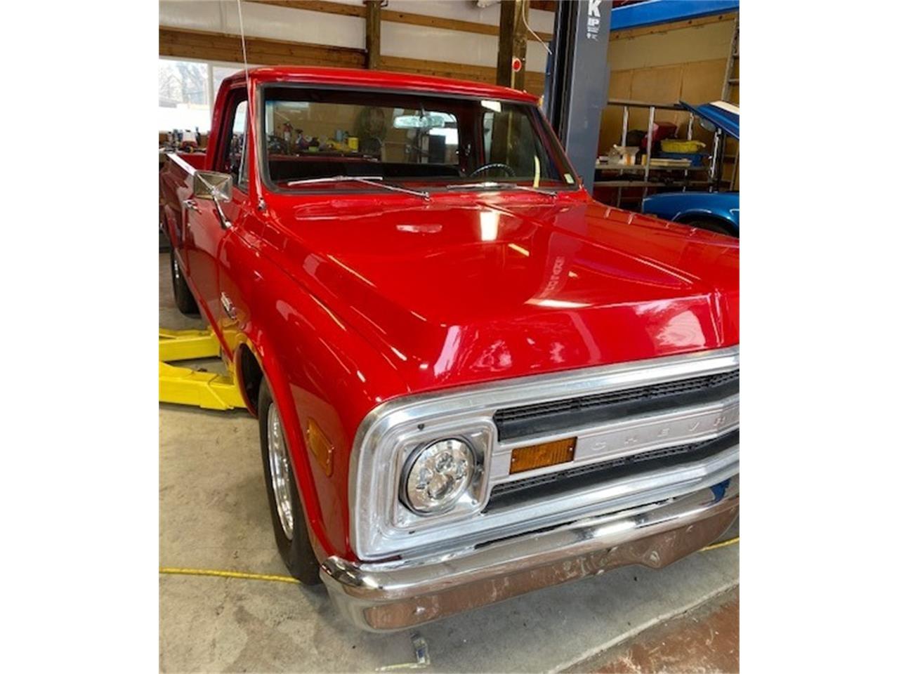 1968 Chevrolet C10 (CC-1328797) for sale in Salt Lake City, Utah