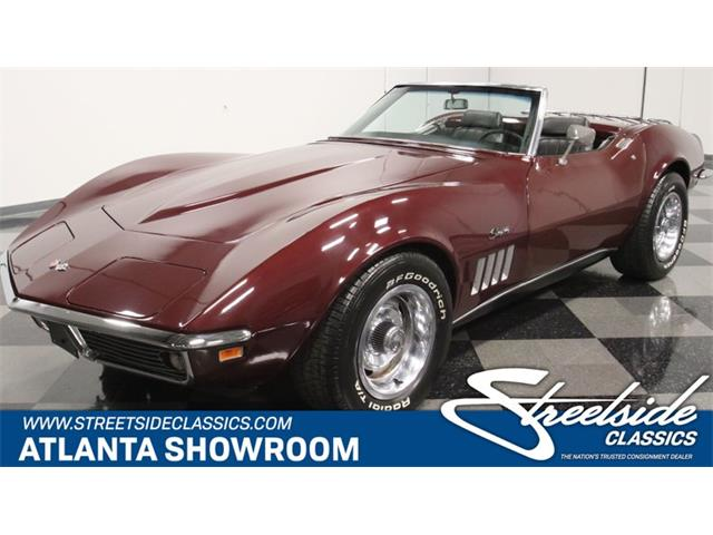 1969 Chevrolet Corvette (CC-1328817) for sale in Lithia Springs, Georgia