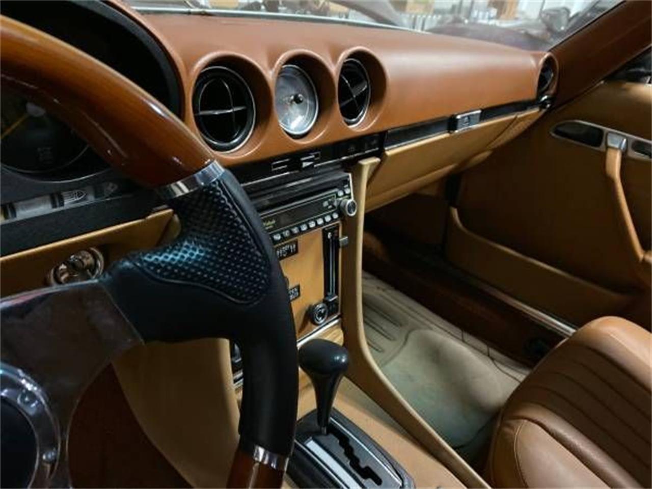 1973 Mercedes-Benz 280SLC (CC-1320882) for sale in Cadillac, Michigan