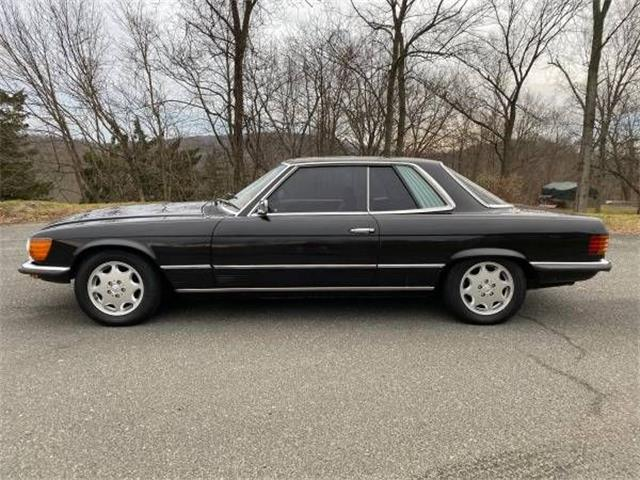 1973 Mercedes-Benz 280SLC (CC-1320882) for sale in Cadillac, Michigan