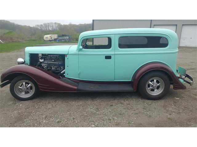 1933 Pontiac Sedan (CC-1328851) for sale in West Pittston, Pennsylvania