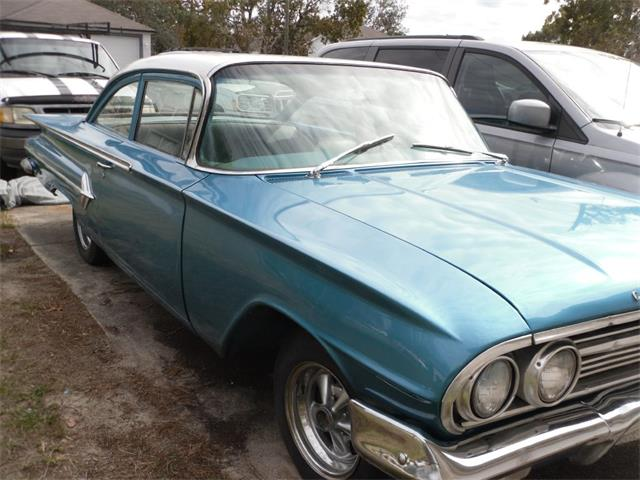 1960 Chevrolet Bel Air (CC-1328854) for sale in West Pittston, Pennsylvania