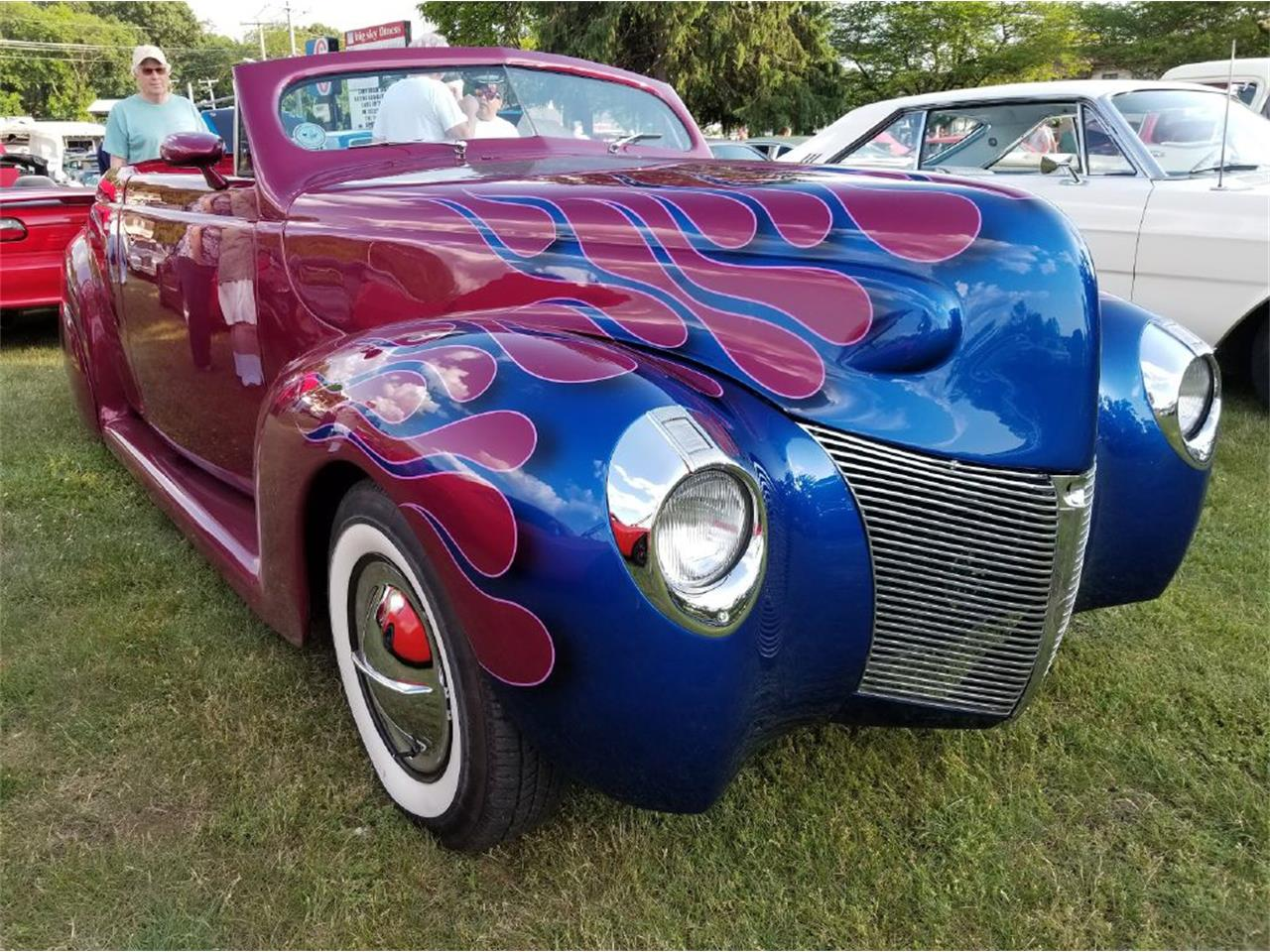 1940 Mercury Eight (CC-1328858) for sale in West Pittston, Pennsylvania