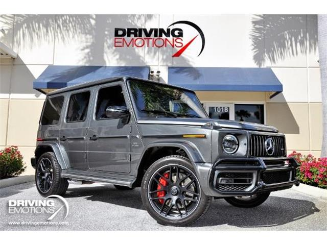 2019 Mercedes-Benz G63 (CC-1328861) for sale in West Palm Beach, Florida