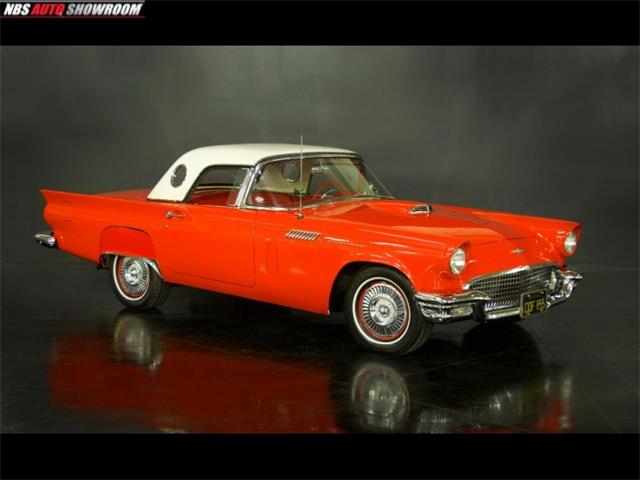 1957 Ford Thunderbird (CC-1328868) for sale in Milpitas, California