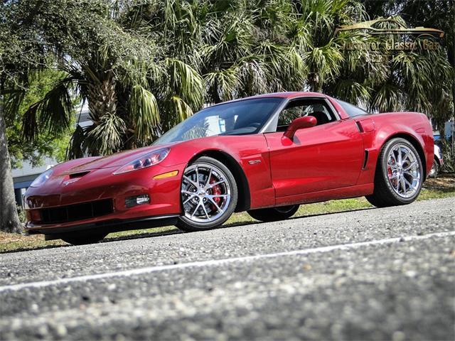 2010 Chevrolet Corvette (CC-1328875) for sale in Palmetto, Florida