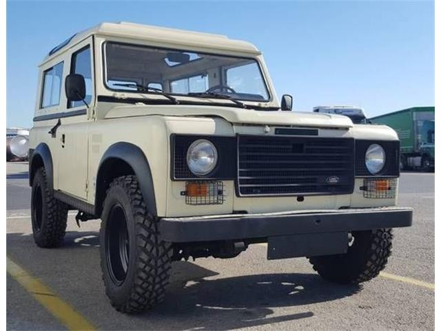 1985 Land Rover Defender (CC-1320888) for sale in Cadillac, Michigan