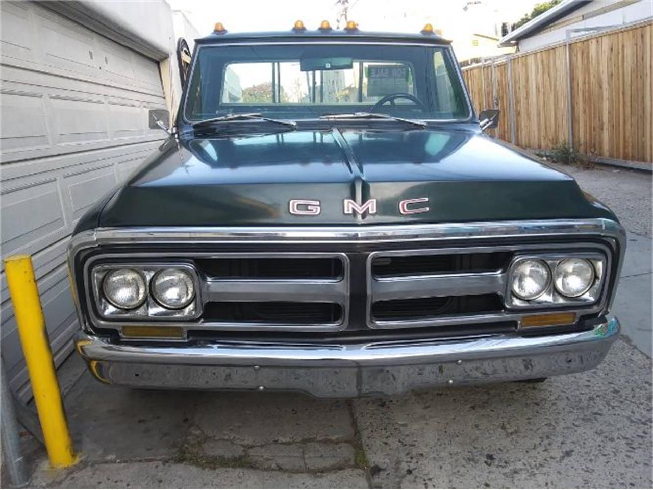 1972 GMC Sierra (CC-1328884) for sale in Cadillac, Michigan