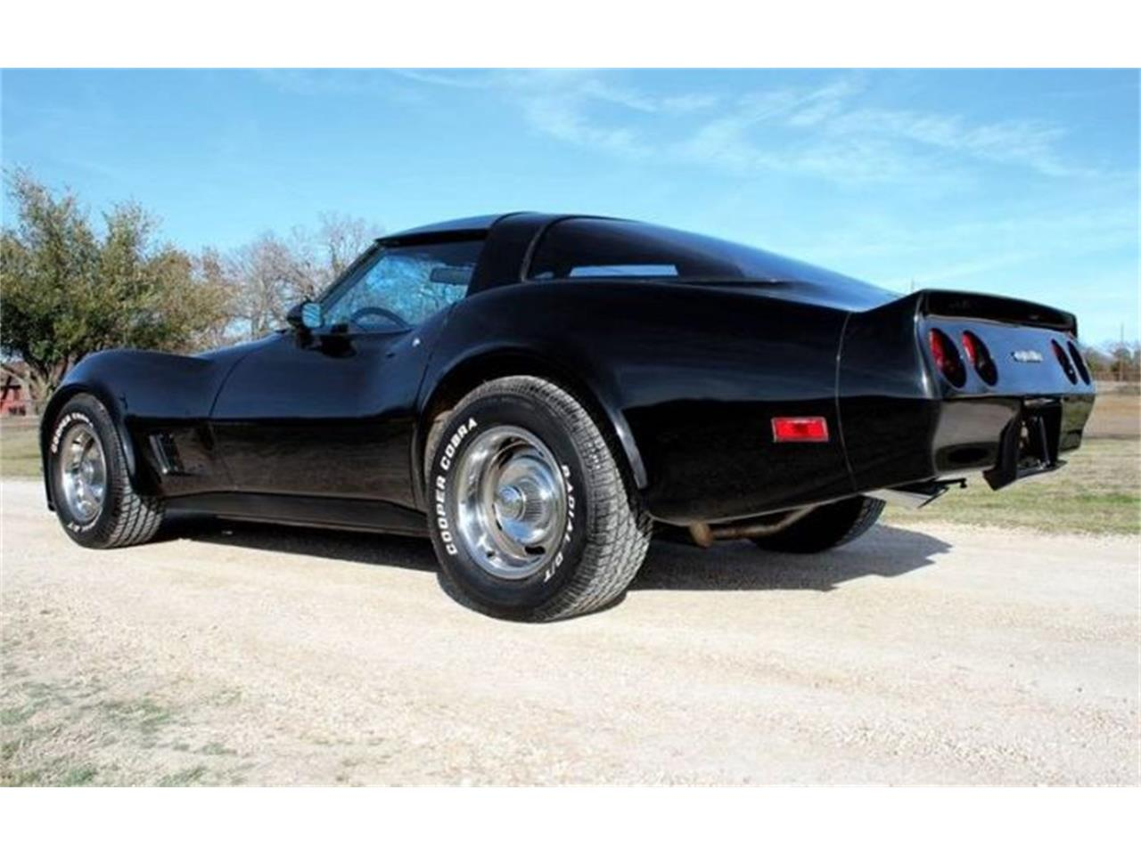 1981 Chevrolet Corvette (CC-1328886) for sale in Cadillac, Michigan