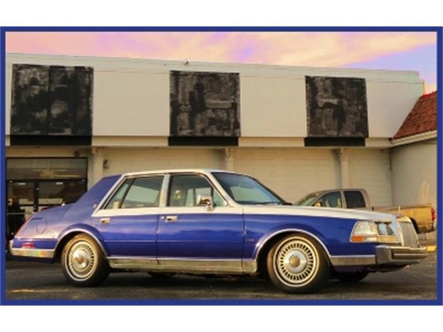 1984 Lincoln Continental (CC-1328894) for sale in Miami, Florida