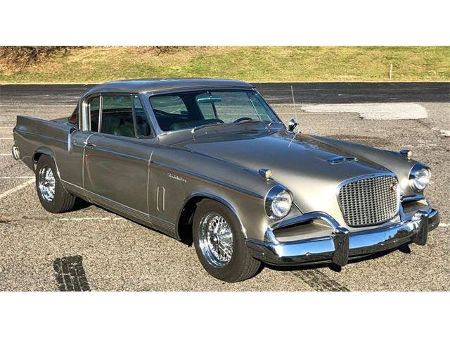 1956 Studebaker Golden Hawk (CC-1328898) for sale in West Chester, Pennsylvania