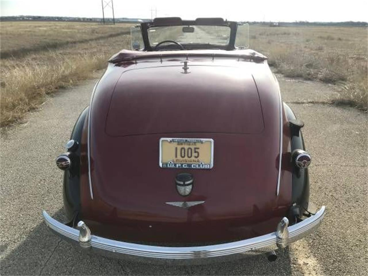 1937 Chrysler Royal (CC-1320890) for sale in Cadillac, Michigan