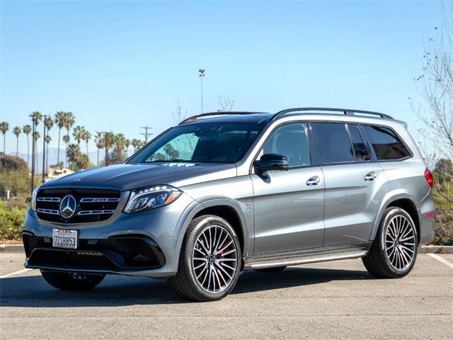 2018 Mercedes-Benz GLS-Class (CC-1328903) for sale in Marina Del Rey, California