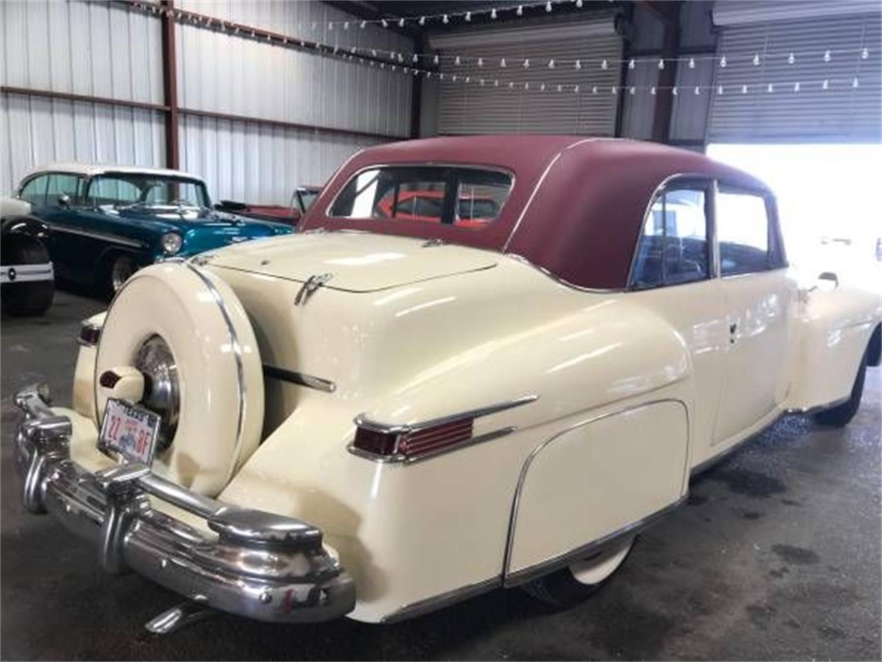 1948 Lincoln Continental (CC-1320891) for sale in Cadillac, Michigan