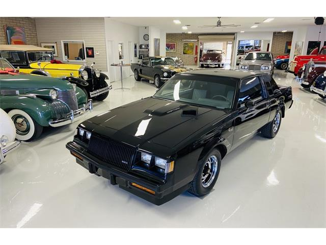 1987 Buick Grand National (CC-1328926) for sale in Phoenix, Arizona