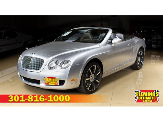 2008 Bentley Continental (CC-1328934) for sale in Rockville, Maryland