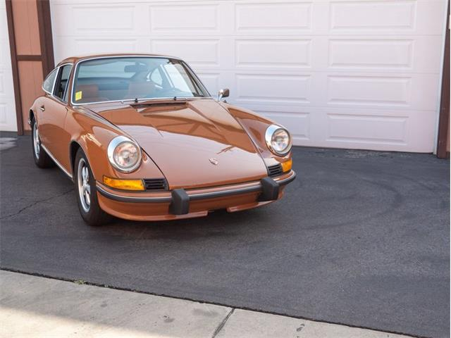 1973 Porsche 911 (CC-1328935) for sale in Fallbrook, California