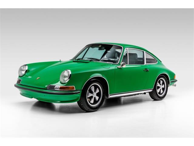 1972 Porsche 911S (CC-1328940) for sale in Costa Mesa, California
