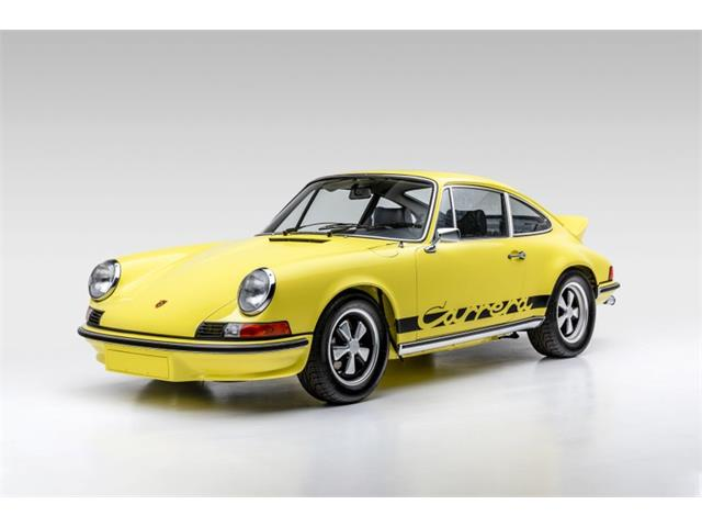 1973 Porsche 911 (CC-1328941) for sale in Costa Mesa, California