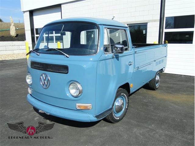 1968 Volkswagen Transporter (CC-1328943) for sale in Beverly, Massachusetts