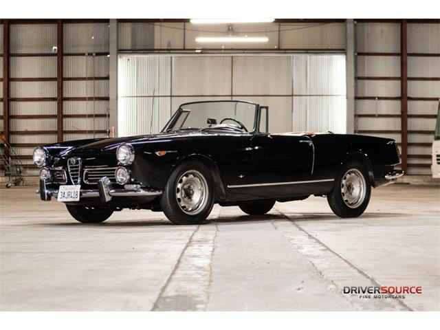 1963 Alfa Romeo 2600 (CC-1328948) for sale in Houston, Texas