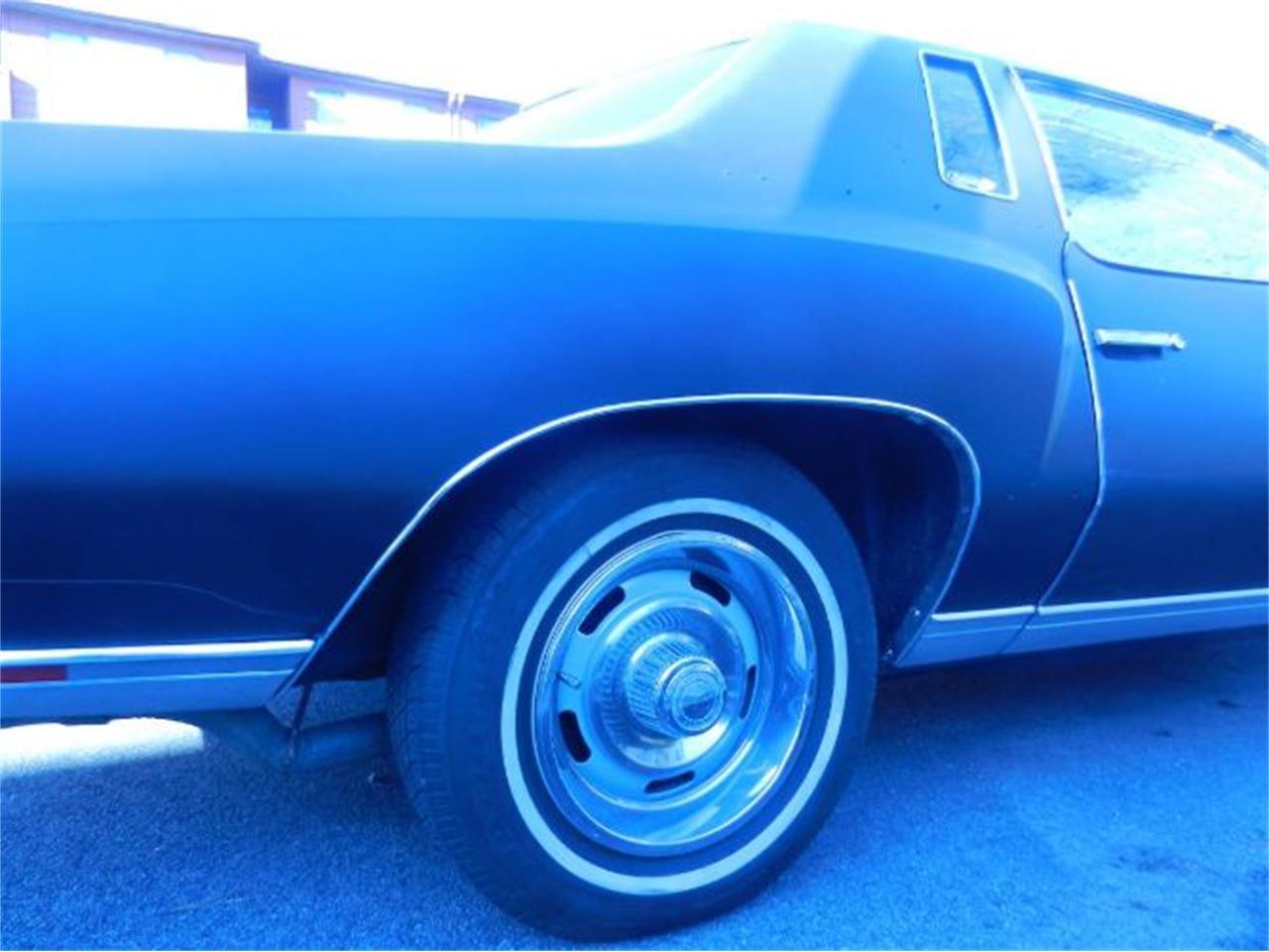 1976 Chevrolet Monte Carlo (CC-1320895) for sale in Cadillac, Michigan