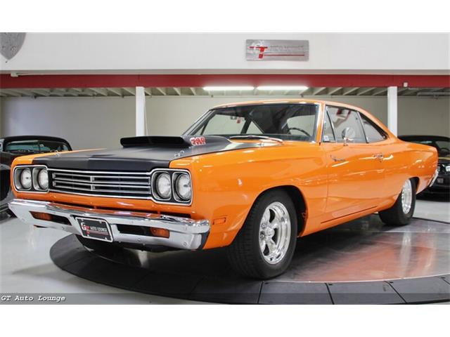 1969 Plymouth Road Runner (CC-1328959) for sale in Rancho Cordova, California