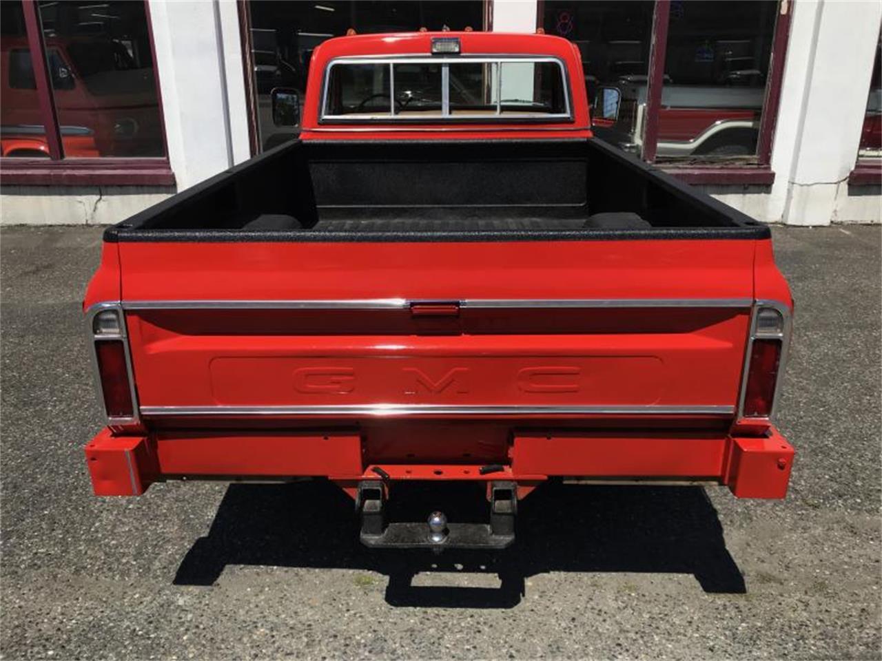 1972 GMC 2500 (CC-1328960) for sale in Tocoma, Washington