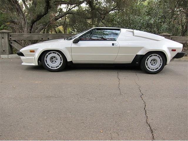1987 Lamborghini Jalpa (CC-1328965) for sale in Santa Barbara, California