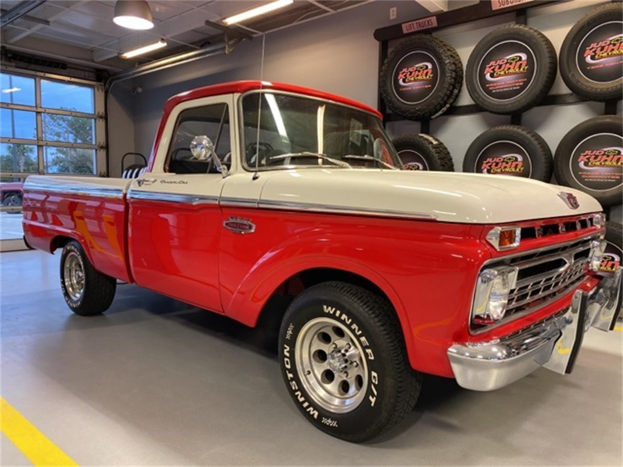 1966 ford 1 ton flatbed for sale classiccars.com cc-1328966