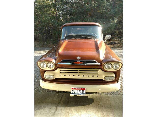 1959 Chevrolet 3100 (CC-1328974) for sale in Moyie Springs, Idaho