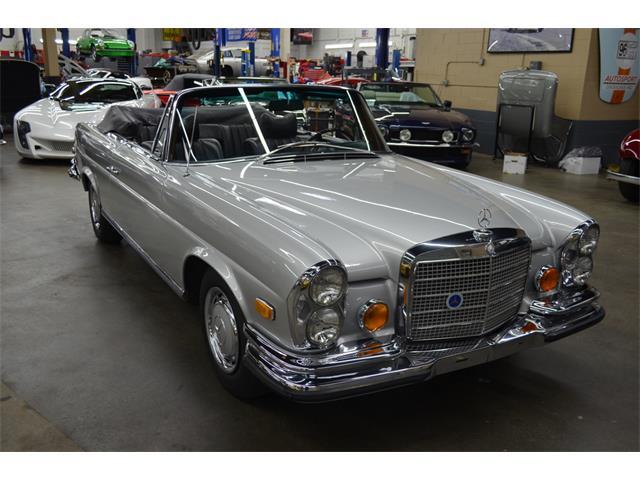 1970 Mercedes-Benz 280SE (CC-1328981) for sale in Huntington Station, New York