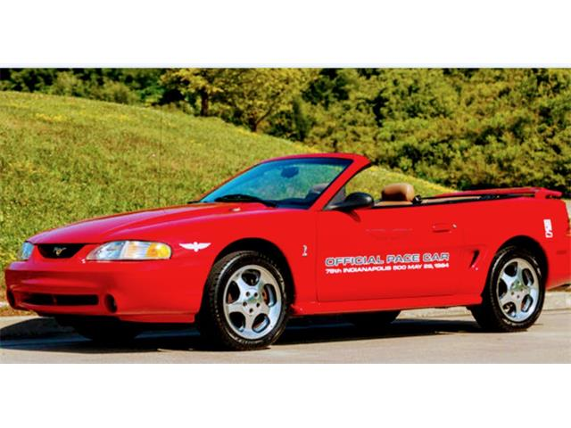 1994 Ford Mustang SVT Cobra (CC-1328990) for sale in Johnson City, Tennessee