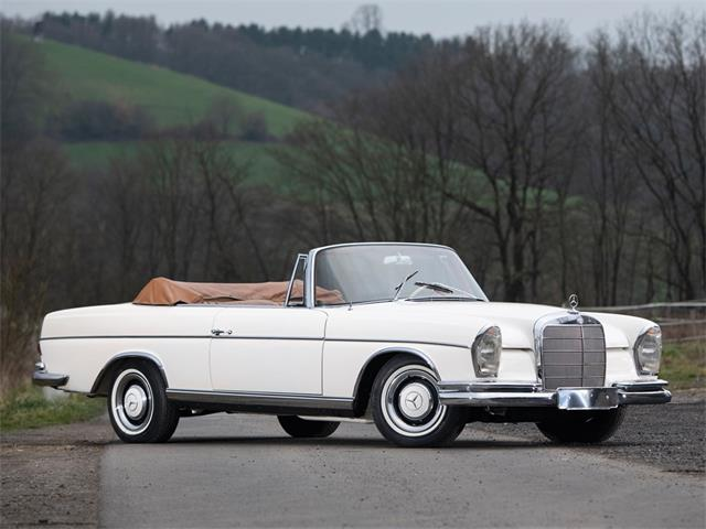 1964 Mercedes-Benz 300SE (CC-1329016) for sale in Essen, Germany