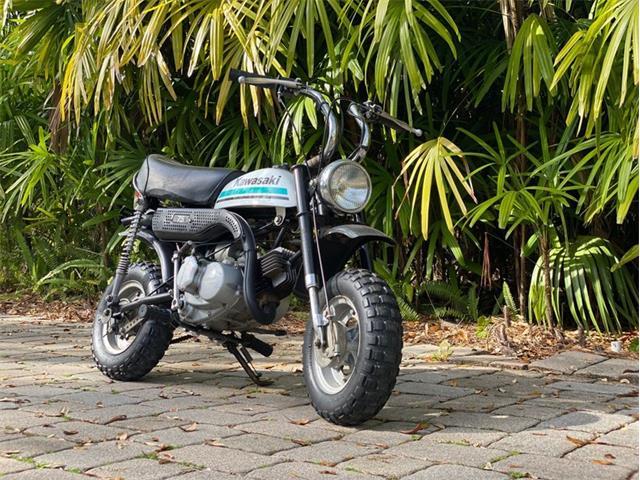 1979 Kawasaki Motorcycle (CC-1329020) for sale in Punta Gorda, Florida