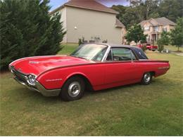1962 Ford Thunderbird (CC-1320905) for sale in Cadillac, Michigan