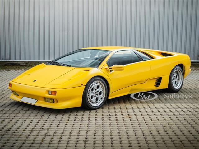 1991 Lamborghini Diablo (CC-1329055) for sale in Essen, Germany