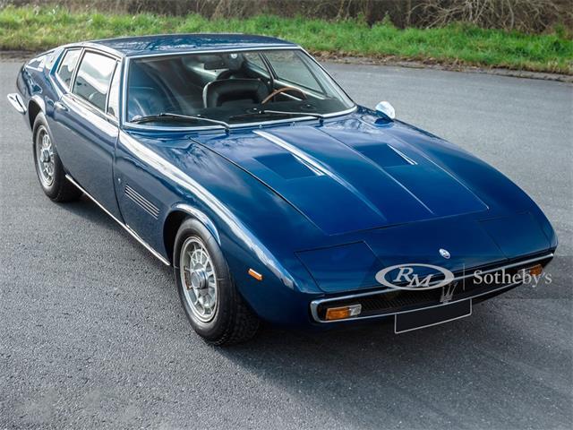 1969 Maserati Ghibli (CC-1329057) for sale in Essen, Germany
