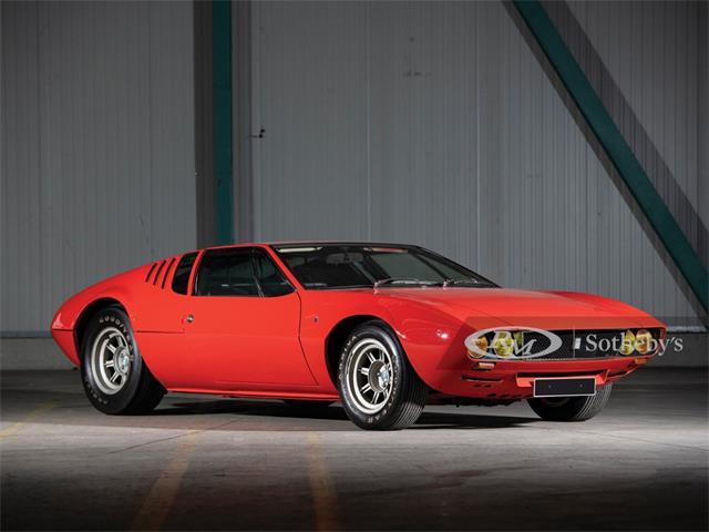1971 De Tomaso Mangusta (CC-1329059) for sale in Essen, Germany