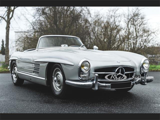 1958 Mercedes-Benz 300SL (CC-1329065) for sale in Essen, Germany
