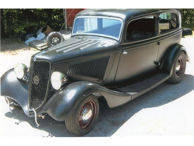 1934 Ford Deluxe (CC-1320091) for sale in Cadillac, Michigan
