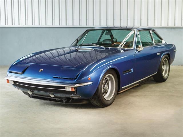 1970 Lamborghini Islero (CC-1329113) for sale in Essen, Germany