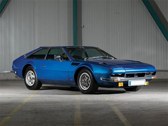 1971 Lamborghini Jarama (CC-1329114) for sale in Essen, Germany