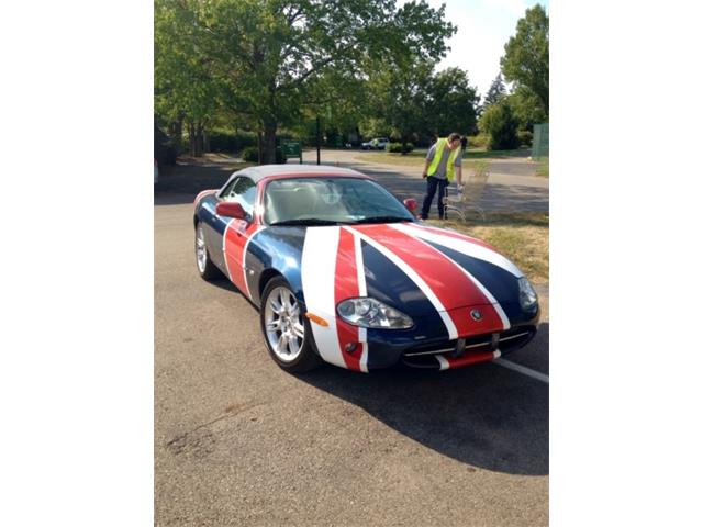 1998 Jaguar XK (CC-1329118) for sale in MILFORD, Ohio