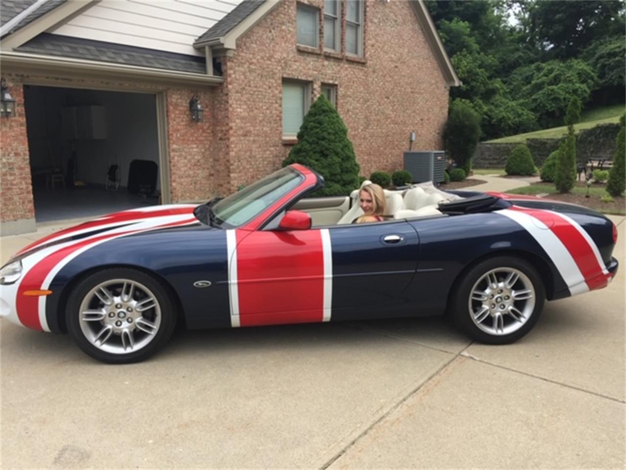 1998 Jaguar XK (CC-1329118) for sale in MILFORD, Ohio