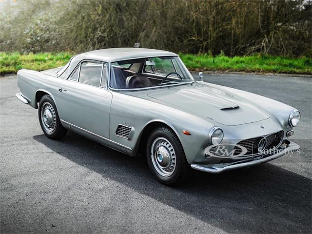 1962 Maserati 3500GTI (CC-1329122) for sale in Essen, Germany