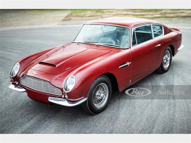 1966 Aston Martin DB6 (CC-1329123) for sale in Essen, Germany