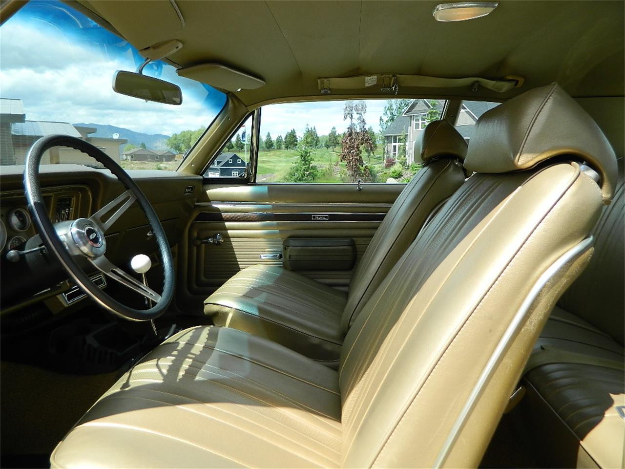 1970 Chevrolet Nova (CC-1329136) for sale in orange, California