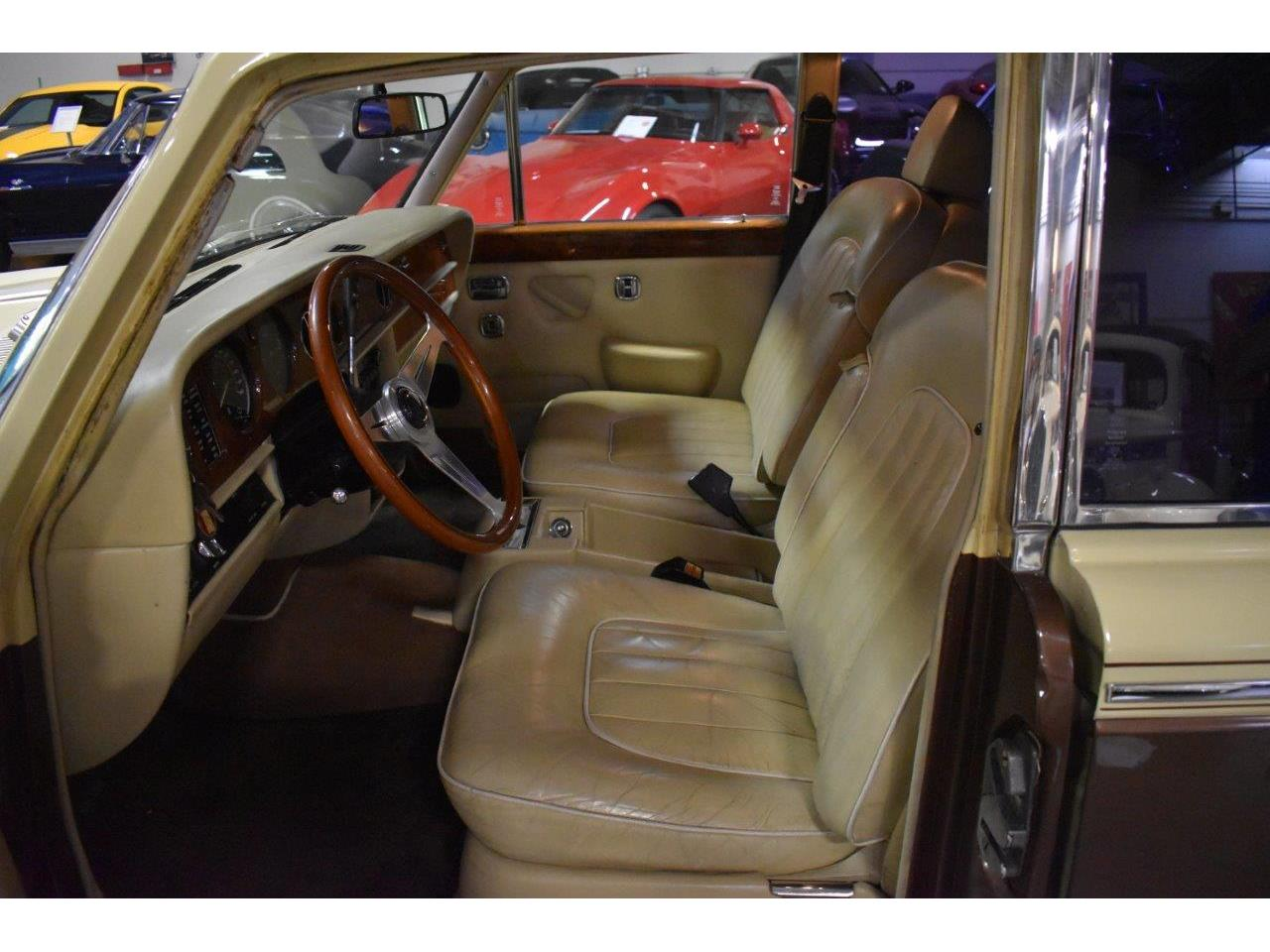 1978 Rolls-Royce Silver Shadow II (CC-1329137) for sale in Costa Mesa, California